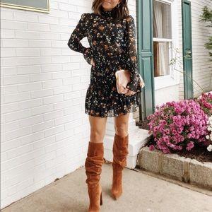 Dresses - Floral Dress